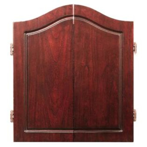 Hathaway HATHAWAY Centerpoint Solid Wood Dartboard and Cabinet Set