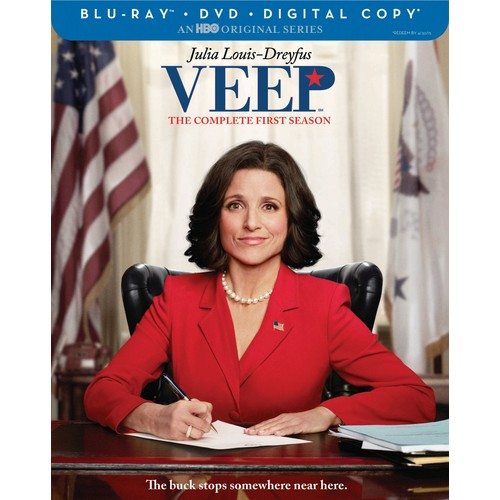 Veep: Complete First Season (Blu-ray/DVD) [Veep: Complete First Season Blu-ray/DVD]