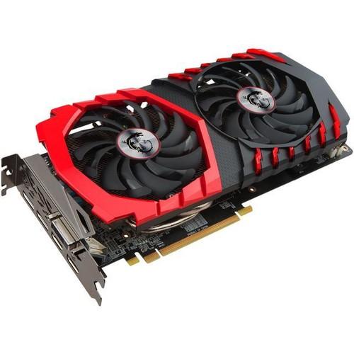 MSI Radeon RX 570 DirectX 12 RX 570 GAMING X 4G 4GB 256-Bit GDDR5 PCI Express x16 HDCP Ready CrossFireX Support ATX Video Card