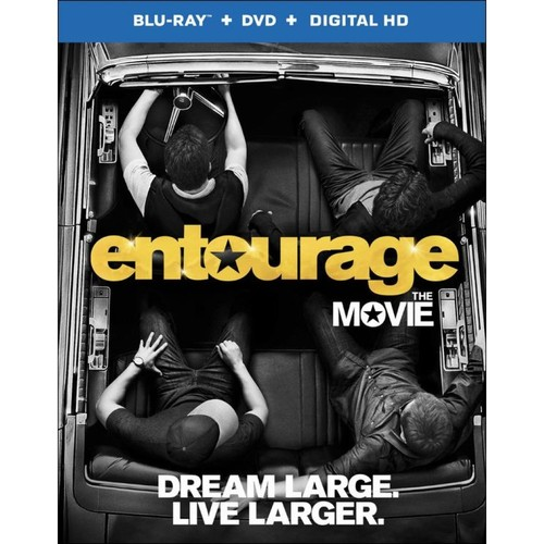 Entourage [Blu-ray/DVD] [2015]