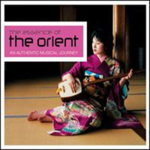 Essence of Orient By Various Artists (Audio CD)