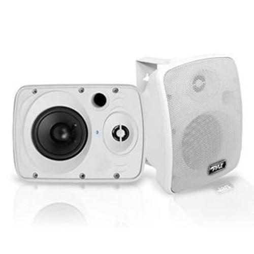 Sound Around Pyle Pdwr54Btw Waterproof And Bluetooth 5.25 Indoor/Outdoor Speaker System,...