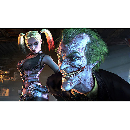 Batman: Arkham City - Game of the Year Edition [Disc, Xbox 360]
