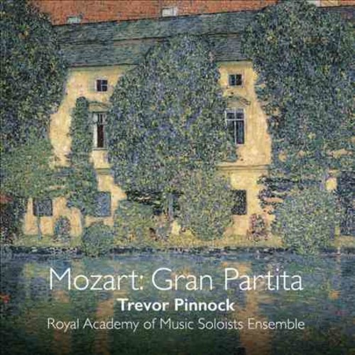 Royal Academy Of Music Soloists Ensemble - Haydn/Mozart: Gran Partita