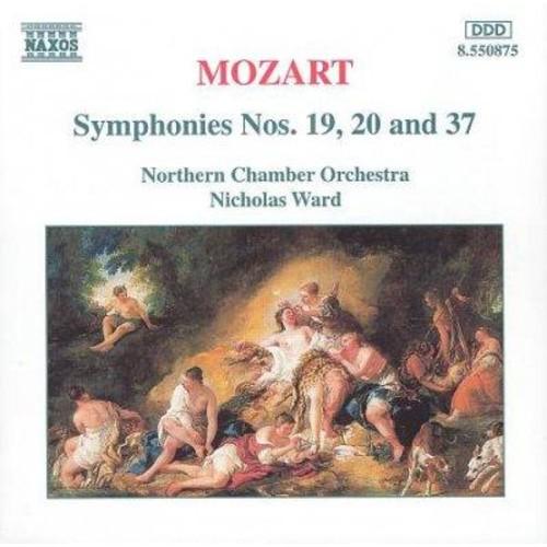 Various - Mozart: Symphonies Nos. 19, 20 & 37