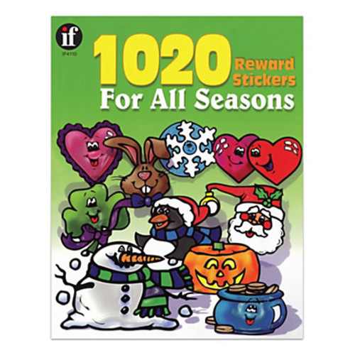 1020 Reward Stickers For All Seasons Stickers