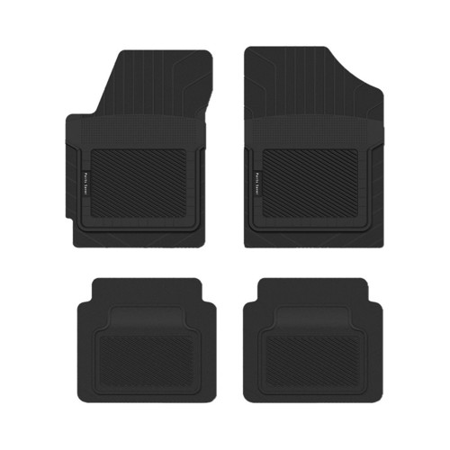 Koolatron Pants Saver Custom Fit Car Mat 4PC Mercedes-Benz GLE550 2017 Gray