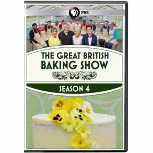 Great British Baking Show: Season 4 [DVD]