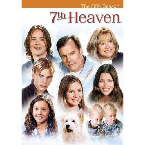 7th Heaven: The Complete Fifth Season [6 Discs] [DVD]