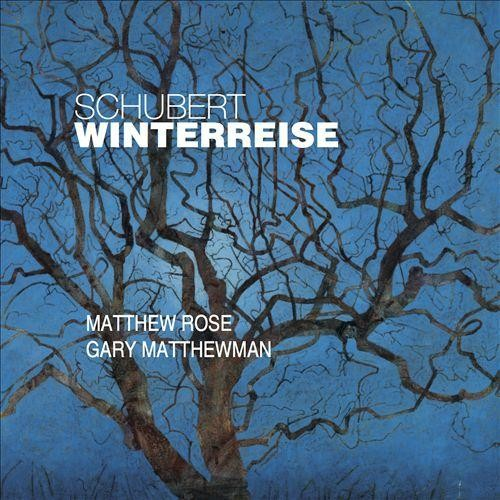 Schubert: Winterreise [Enhanced CD]