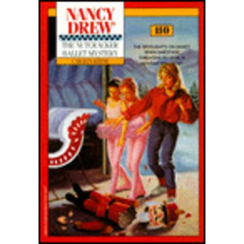 The Nutcracker Ballet Mystery (Nancy Drew Series #110)