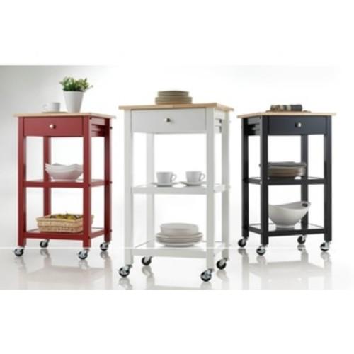 Scandinavian Lifestyle Kitchen Carts Atlantic Kitchen Trolley