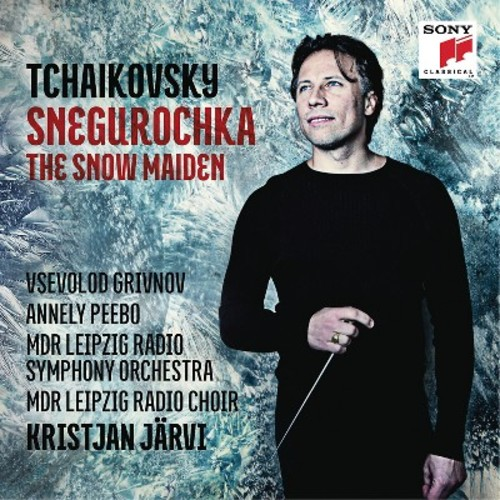 Kristjan Jrvi - Tchaikovsky: Snegurochka - The Snow Maiden (CD)