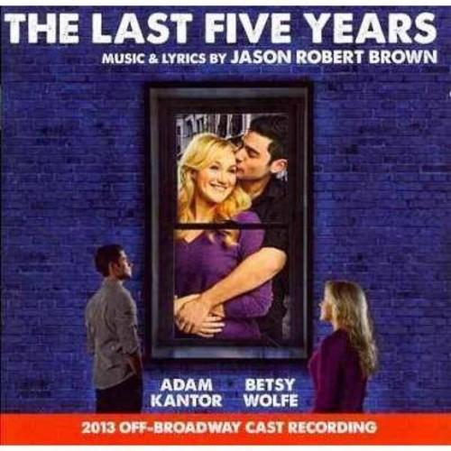 Original cast - Last five years (Ocr) (CD)