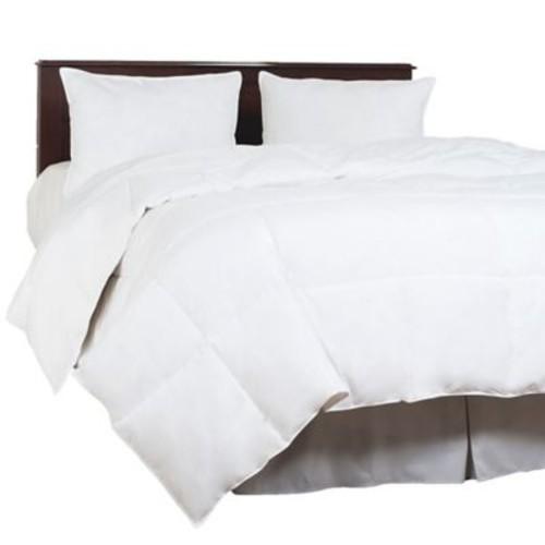 Trademark Global Lavish Home Down Blend Overfilled Bedding Comforter, Full/Queen (64-15-FQ)