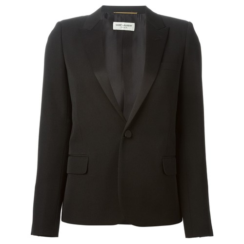 SAINT LAURENT Classic Smoking Jacket