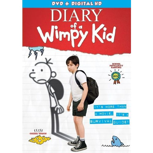 Diary of a Wimpy Kid [DVD] [2010]