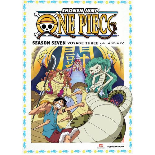 One Piece: Season Seven - Voyage Three [2 Discs] [DVD]