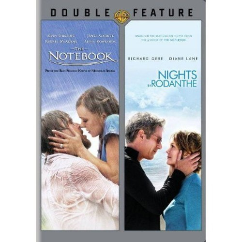 The Notebook/Nights in Rodanthe [2 Discs]