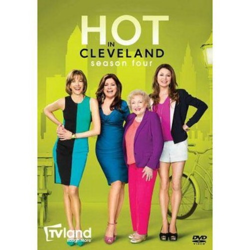 Hot In Cleveland-season Four [dvd] [3discs] (Paramount)