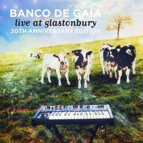 Live at Glastonbury [20th Anniversary Edition] [CD]