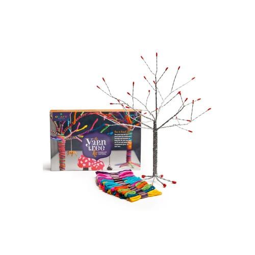 Craft Plastic Yarn Tree