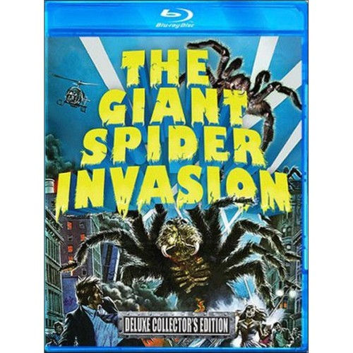 The Giant Spider Invasion [Blu-ray] [1975]