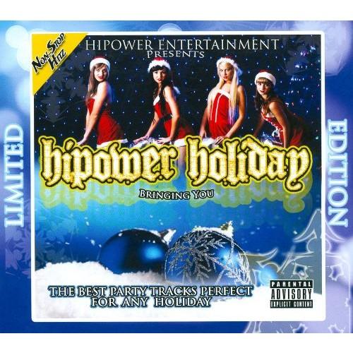 Hipower Holiday [CD & DVD] [PA]