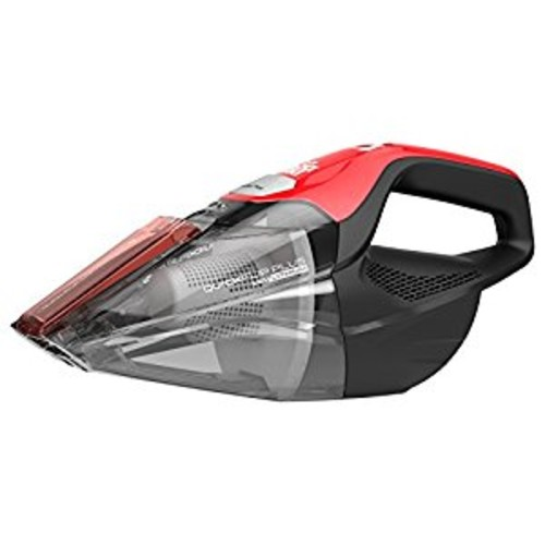 Dirt Devil Quick Flip Plus Cordless 16 Volt Lithium Ion Bagless Handheld Vacuum BD30025B [Vacuum Only]