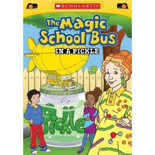 MAGIC SCHOOL BUS-IN A PICKLE (DVD) (DVD)