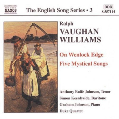 The English Song Series 3: Ralph Vaughan Williams