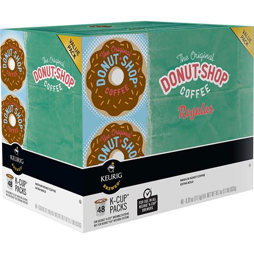 Keurig - Donut Shop K-Cup Pods (48-Pack) - Multi