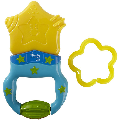 Learning Curve Massaging Action Teether - Teether