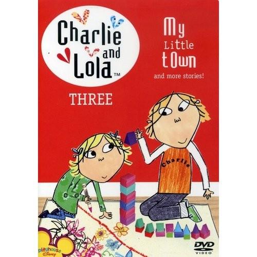 Charlie And Lola, Vol. 3: My Little Town (Widescreen)