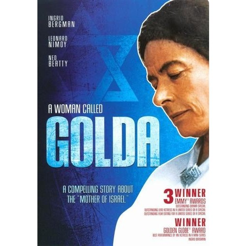 A Woman Called Golda: Ingrid Bergman, Ned Beatty, Franklin Cover, Judy Davis, Anne Jackson, Robert Loggia, Leonard Nimoy, Jack Thompson, Anthony Bate, Ron Berglas, Bruce Boa, David de Keyser, Adam Greenberg, Alan Gibson, Robert F. Shugrue, Gene Corman, Harve Bennett, Marilyn Hall, Harold Gast, Steve Gethers: Movies & TV