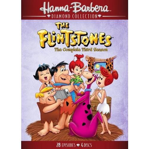 The Flintstones: The Complete Third Season [4 Discs] [DVD]