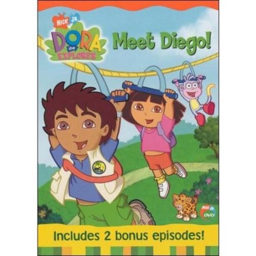 Dora the Explorer-Meet Diego