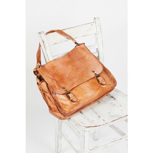 Firenze Leather Messenger [REGULAR]