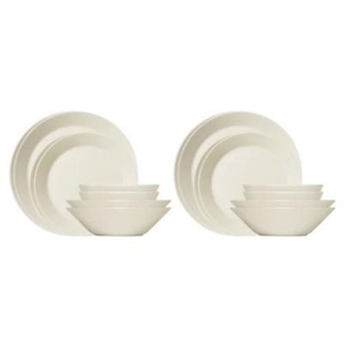Iittala Teema 16-Piece Dinnerware Set in White