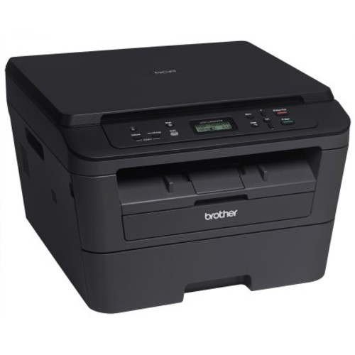 Brother DCPL2520DW Wireless Compact Multifunction Laser Printer and Copier, Amazon Dash Replenishment Enabled [Printer]