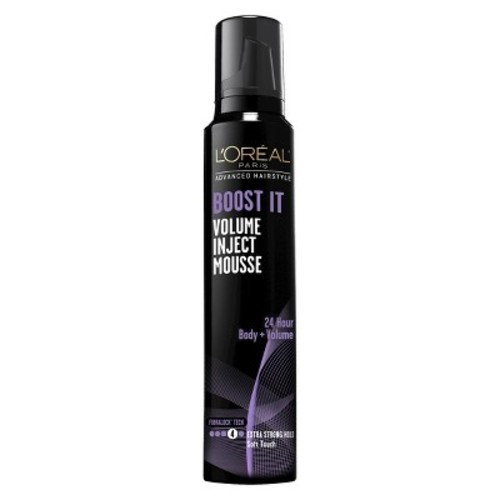 Advanced Hairstyle BOOST IT Volume Inject Mousse