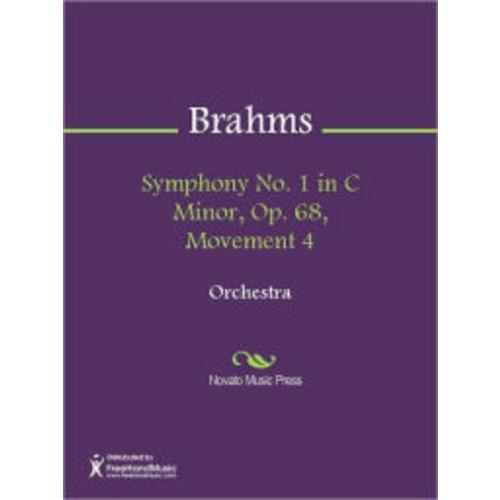Symphony No. 1 in C Minor, Op. 68, Movement 4