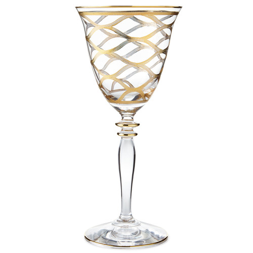 Elegant Net Wine Glass