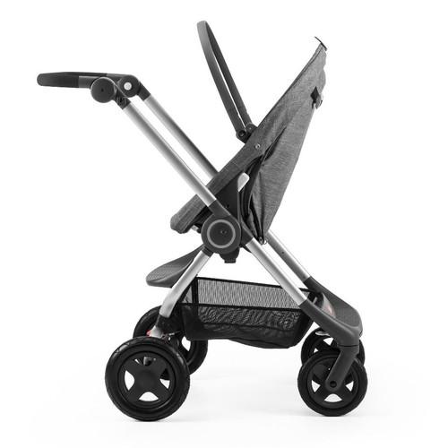 Stokke(R) Scoot(TM) Stroller - Black Melange