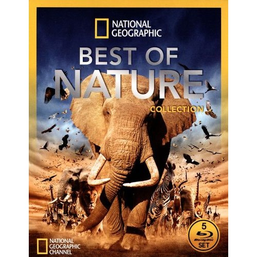 National Geographic: Best of Nature Collection [6 Discs] [Blu-ray]