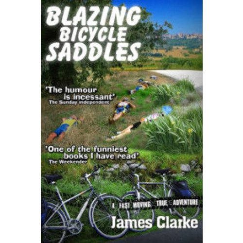 Blazing Bicycle Saddles