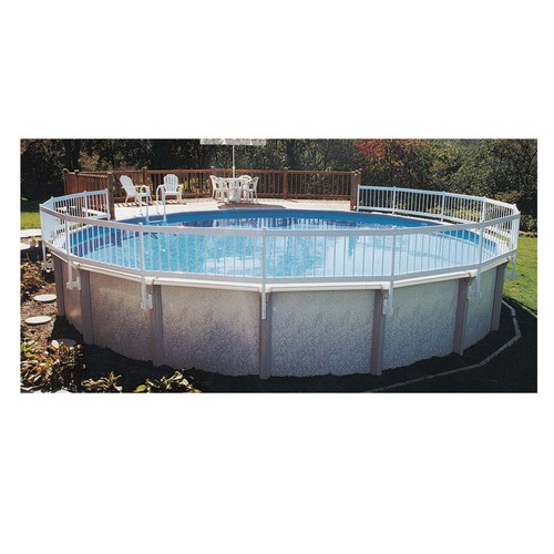GLI Above Ground Swimming Pool Fence Kit (8 Section)