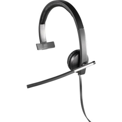 Logitech H650e USB Mono Headset With Noise Cancelling Microphone