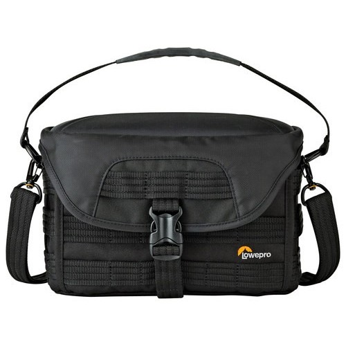 ProTactic SH 120 AW Shoulder Bag for Mirrorless Camera System (Black)