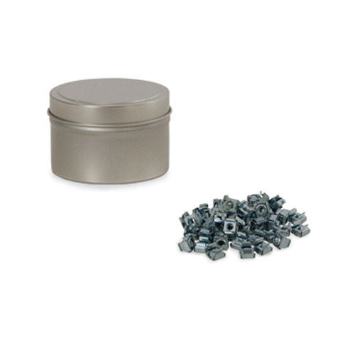 12-24 Cage Nuts - 50 Pack